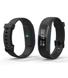 Lenovo HW01 PLUS Heart Rate Sleep Monitor Fitness Smart Wristband Watch for iOS Android