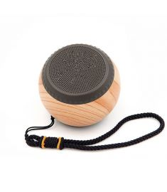 Universal Mini Wooden Wireless bluetooth Portable Outdooors Hands Free Speaker Stereo Subwoofer
