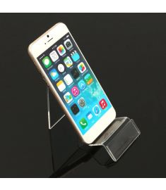 Bakeey Universal Portable Clear Transparent Acrylic Phone Mount Holder Display Stand