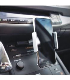 Alightstone Universal 360 Rotation CD Slot Car PhonE-mount Holder for 3.5-5.5 inch Cell Phone