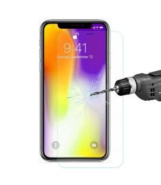 Enkay Tempered Glass Screen Protector For iPhone XS Max/iPhone 11 Pro Max 0.26mm 2.5D Curved Edge Film