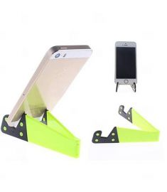 V Shape Portable Universal Folding Stand Holder For iPad iPhone