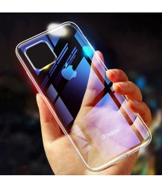Bakeey Shockproof Ultra Thin Transparent Clear Soft TPU Protective Case for iPhone 11 6.1 inch