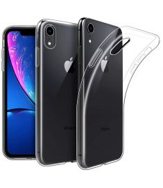 Bakeey Protective Case For iPhone XR 6.1 Clear Transparent Soft TPU Back Cover""