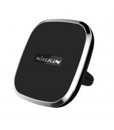 NILLKIN  Air Vent Mount Magnetic QI Wireless Car Charger 2 For iphone Samsung Black