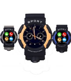A10 Waterproof Sport Smart Watch MT2502 With bluetooth G-sensor For Android iOS Phone