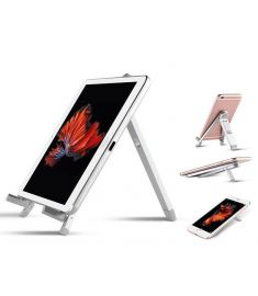 Universal Aluminum Alloy Foldable Desktop Stand Holder For iPad Mini iPad Air iPad Pro 9.7