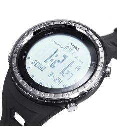 Bakeey LED Waterproof Digital Quartz SKMEI Fashion Watch Military Sport Men Smart Watch