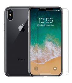 Nillkin Clear HD Screen Protector With Rear Back Protector For iPhone XS Max