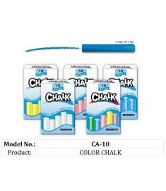COLOR CHALK CA-10